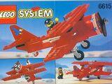 6615 Eagle Stunt Flyer