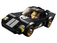75881 Ford GT 2016 & Ford GT40 1966 2