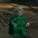 Gilderoy Lockhart (Veste verte)-HP 14