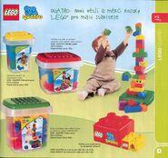 Katalog produktů LEGO® za rok 2005-03