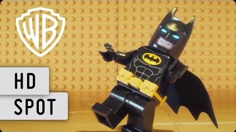 LEGO Batman - TV Spot 1