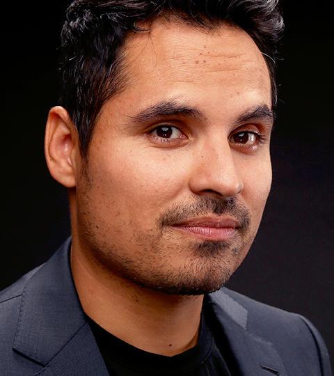 americký herec Michael Peña scientologie herci
