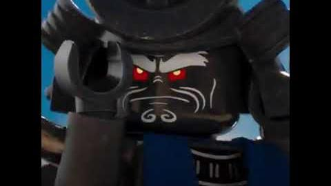 The Lego Ninjago Movie Tv Spot 6 - Sticks Together