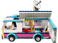 41056 Le camion TV de Heartlake City 2