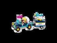 41364 Le buggy et la remorque de Stéphanie 3