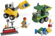 5930 Set de construction Chantiers