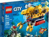 60264 Ocean Exploration Submarine