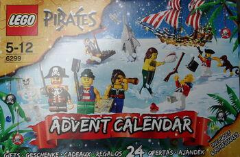 Weihnachtskalender Wiki.Pirates Adventskalender 6299 Lego Wiki Fandom Powered By Wikia