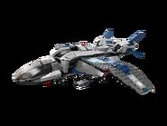 6869 Le combat aérien en Quinjet 4
