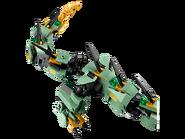 70612 Le dragon d'acier de Lloyd 7