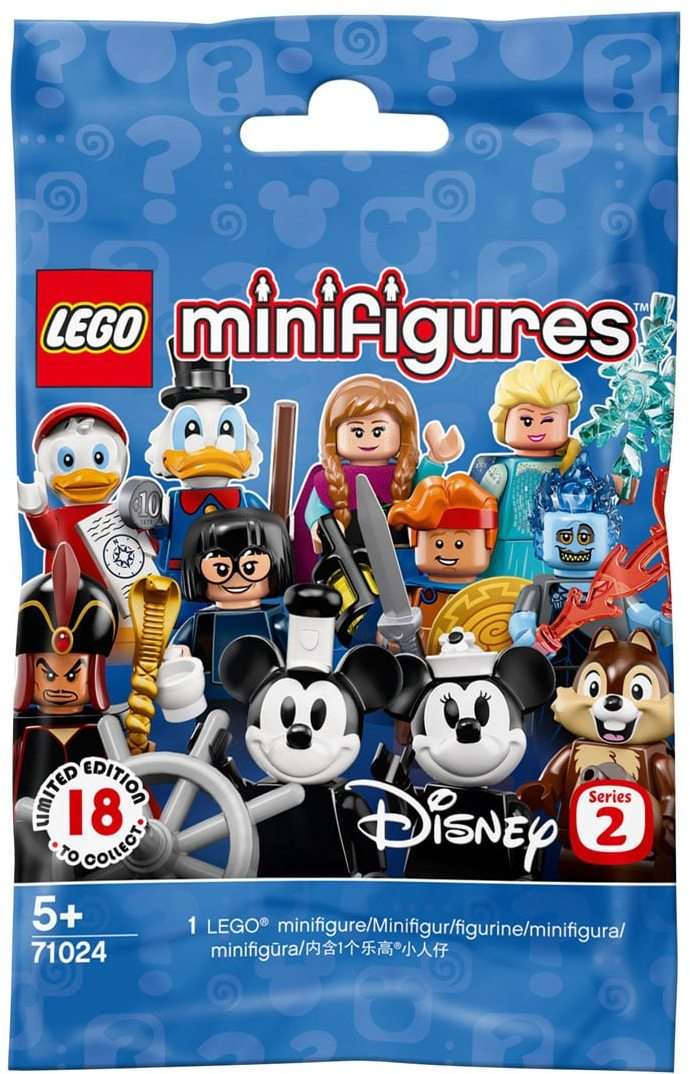 LEGO FROM HERCULES MINIFIGURE THE DISNEY MINIFIGURES SERIES 2-71024 # 14 NEW