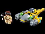 75223 Naboo Starfighter