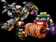 76013 Batman Le rouleau-compresseur du Joker