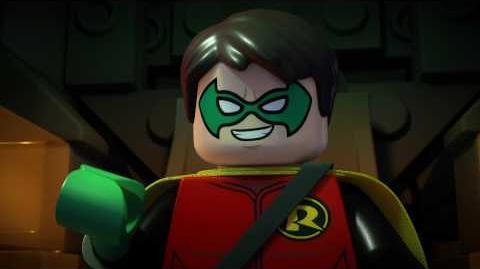 LEGO DC La Ligue des Justiciers S'évader de Gotham City (VF)