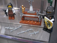 LEGO Toy Fair - Kingdoms - 6918 Blacksmith Attack - 09