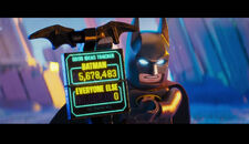 The LEGO Batman Movie BA-Batman compteur de bonnes idées