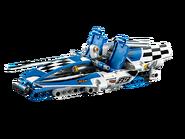 42045 L'hydravion de course 4