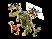 5887 Le QG de défense contre les dinosaures 2