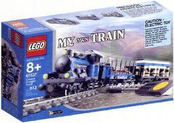 65537-Classic Freight Train