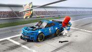 75891 Chevrolet Camaro ZL1 Race Car Art