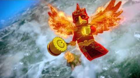 LEGO CHIMA - Character Fluminox