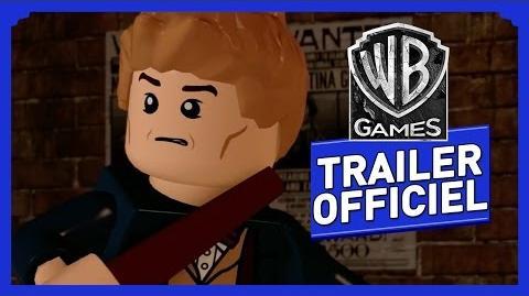 LEGO Dimensions - Les Animaux Fantastiques - Trailer Officiel PS4