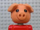 Pat Pig