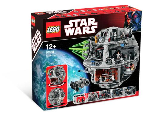 10188 Death Star Brickipedia Fandom Powered By Wikia