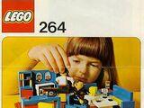 264 Complete Livingroom with 2 Figures