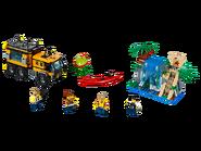 60160 Le laboratoire mobile de la jungle