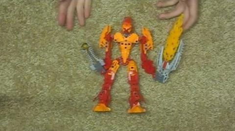 Bionicle Review Glatorian Legends Ackar