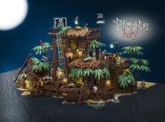 Ideas Projet Pirates of Barracuda Bay