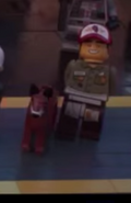 Kébab Bob and Dog-LEGO Ninjago, Le Film