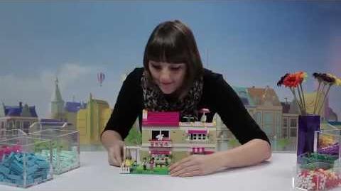 "LEGO Friends - ""Building Olivia's House"""