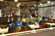LEGO Indiana Jones 2 L'aventure continue PS3 2