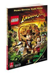 LEGO Indiana Jones The Original Adventures Prima Guide