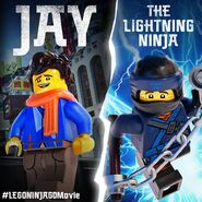 Vignette Ninjago Movie 7