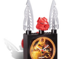 4193353 BIONICLE Tahu Nuva Clock