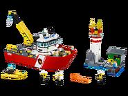 60109 Le bateau des pompiers