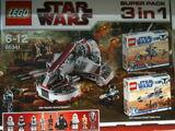 Star Wars Superpack 3 in 1 66341