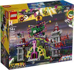 70922 The Joker Manor Box