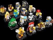 71001 Minifigures Série 10 2