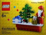 853353 Holiday Magnet