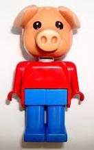 Blondi the Pig