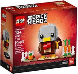 BrickHeadz Turkey