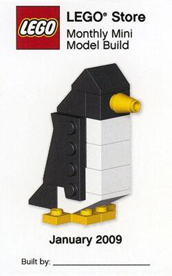 MMMB002 Penguin