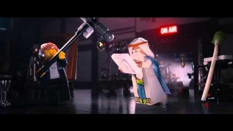 The LEGO Movie Behind The Bricks