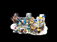 31084 Les montagnes russes des pirates 2