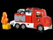 5682 Le camion des pompiers 4