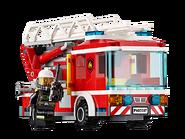 60107 Le camion de pompiers avec échelle 3